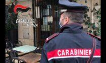 Rissa a Muggiò, dopo gli arresti i Carabinieri chiudono anche un esercizio commerciale