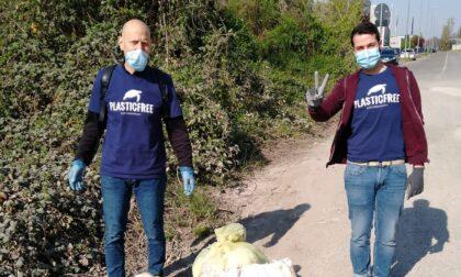 Anche ad Arcore è nato il movimento Plastic Free