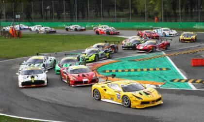 Venerdì apre la stagione agonistica dell'Autodromo di Monza