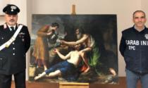 Recuperato un dipinto rubato nel 1944 in Francia dalle truppe tedesche