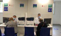 Nell'hub ex Philips a Monza subito otto linee vaccinali