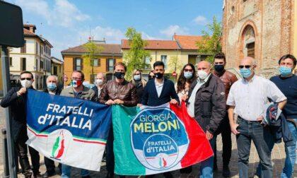 Fratelli d'Italia approda a Lentate, inaugurato il circolo