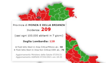Lombardia in zona arancione dal 12 aprile? I dati sui contagi lasciano ben sperare