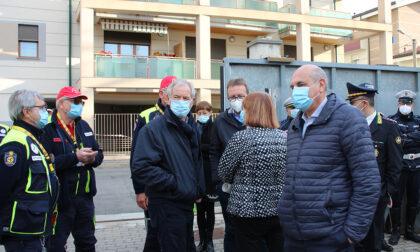 Vaccini Covid a domicilio, in città è arrivato anche Guido Bertolaso