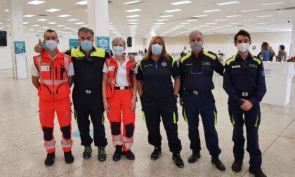 Avps Vimercate cerca volontari per il nuovo centro vaccinale nell'ex Esselunga