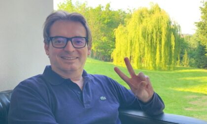 Seveso, il sindaco Luca Allievi torna a casa