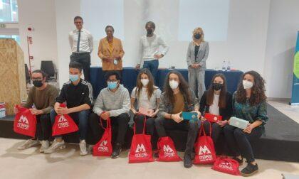 Milesi Talent, premiati i vincitori del contest al Polo Formativo di Lentate