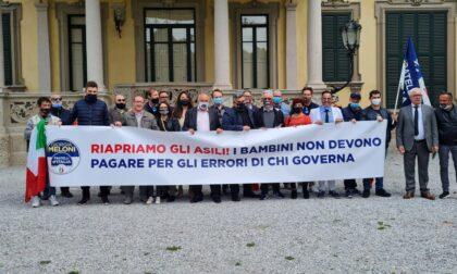 Arcore, Fratelli d'Italia candida a sindaco l'avvocato Bono e attacca sull'asilo San Giuseppe