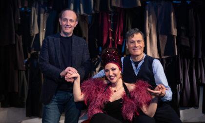 Alice protagonista in tv con Ale e Franz