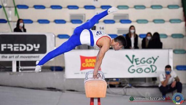 Yumin Abbadini, ginnasta della Pro Carate