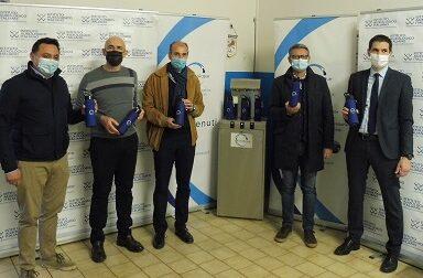 Dopo Besana anche al centro vaccinale di Meda acqua gratuita per cittadini e personale