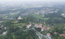 La vicina Montevecchia mette al bando le auto nel weekend per tutta l'estate