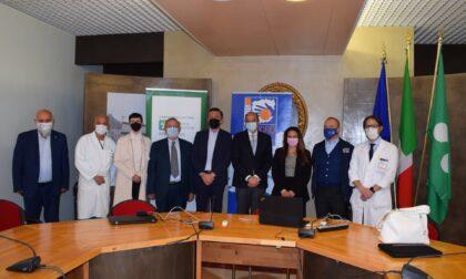 Cancro Primo Aiuto dona al San Gerardo un software per combattere il Covid
