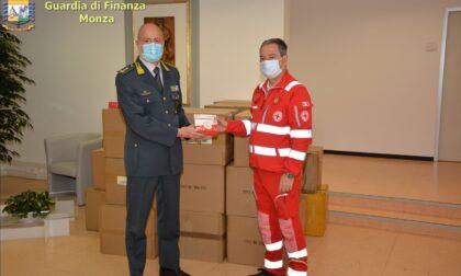 Devolute in beneficienza le mascherine FFP2 sequestrate durante l'emergenza Covid