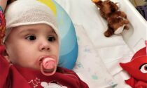 Addio piccola Giulia, Carate piange una bimba di 3 anni