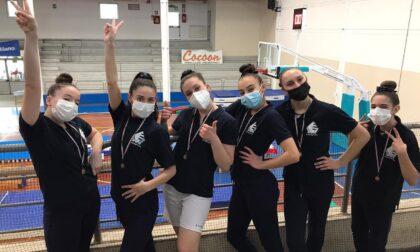 Pro Lissone: ginnaste Silver al lavoro per le finali nazionali