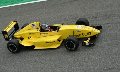 Doppio podio a Monza per il pilota Fabio Turchetto