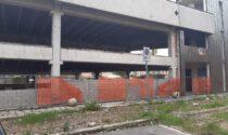 Seregno: lavori in corso nell'edificio dismesso Edison/Colzani, saranno murati tutti gli accessi