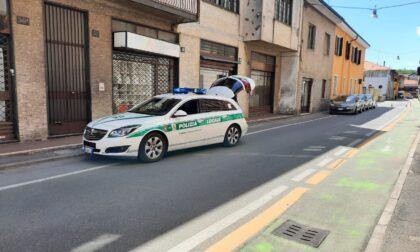 Motociclista 27enne perde il controllo del mezzo e cade: soccorsi a Bovisio