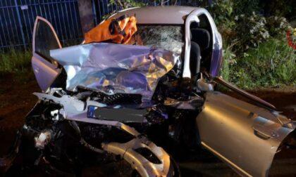 Frontale tra due auto a Desio, una persona in gravi condizioni
