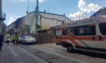 Infortunio in un cantiere: 60enne grave in ospedale