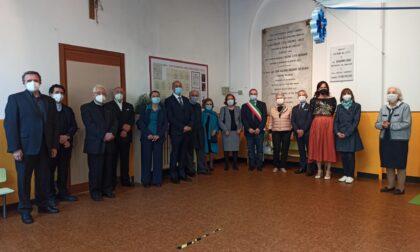 I 130 anni dell'asilo Litta, tutto il paese si è vestito a festa
