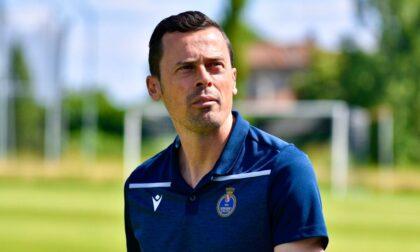 Il Seregno congeda l'allenatore Carlos França