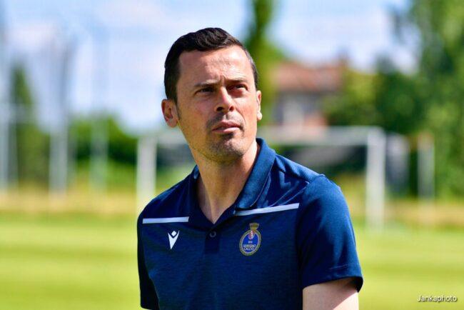 Seregno calcio allenatore Carlos França