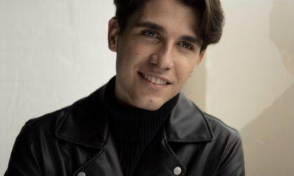Giovane attore di Carate Brianza protagonista in tv