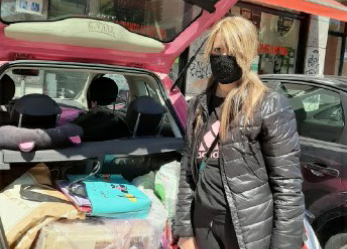 """""""Costretta a dormire in auto. Non ce la faccio più"""""""