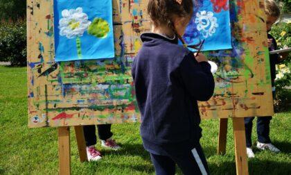 La Villa Reale di Monza riparte da rose, arte e bambini