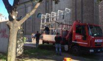 Ex fontana di Santa Maria a Desio diventa un'opera d'arte: iniziati i lavori