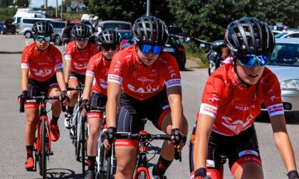 Ciclismo, weekend di gare in Brianza per le atlete della S.C. Cesano Maderno