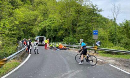 Grave incidente in moto, coinvolta anche una 25enne di Meda