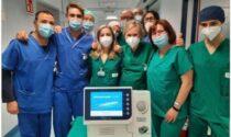 Procedura di cardiologia interventistica ad alto rischio salva la vita a un paziente di 55 anni