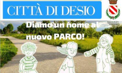 Concorso di idee per dare un nome al nuovo parco di via Agnesi a Desio