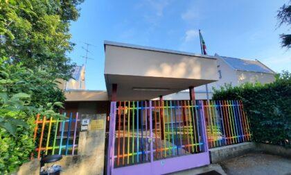 La cancellata della scuola media di Usmate sarà dipinta dai ragazzi del Centro Diurno Disabili