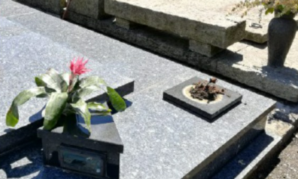 Rubati due vasi in bronzo dalla tomba della famiglia Silva a Seregno