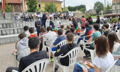 Gli studenti di Bellusco incontrano il Prefetto Patrizia Palmisani