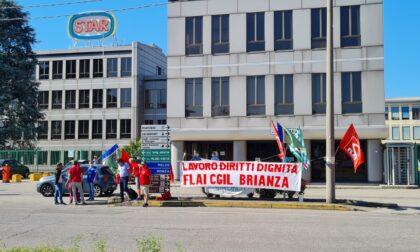 Ancora agitazioni alla Star di Agrate, lavoratori in sciopero