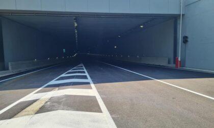 Verso la conclusione i lavori del Tunnel di collegamento tra la Sp6 e il San Gerardo