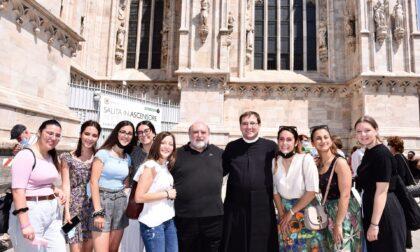 Il grande giorno di don Sergio Arosio: ordinato sacerdote in Duomo