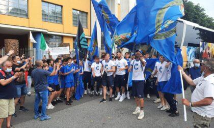 Le foto della festa promozione del Seregno