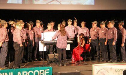 Arcore, cambio al vertice del coro alpino «Lo Chalet»