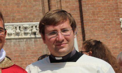 Sergio Arosio, dopo la laurea in filosofia, sabato diventerà sacerdote