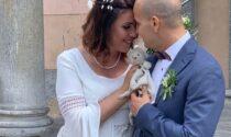 Sara e Michele si sposano il giorno  in cui la figlia avrebbe compiuto tre anni