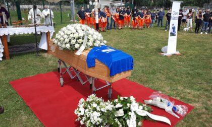 A Seregno il funerale del 15enne della Folgore Caratese