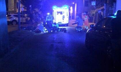 Grave incidente a Missaglia, identificato l'automobilista in fuga: è di Correzzana