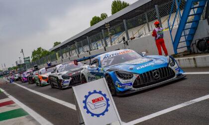 Gli scatti della prima  gara DTM in Autodromo