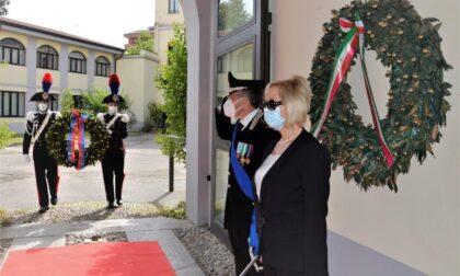Le celebrazioni per il 207° Annuale della Fondazione dell'Arma dei Carabinieri: cerimonia anche a Monza